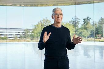 Apple investiert in Standort Deutschland
