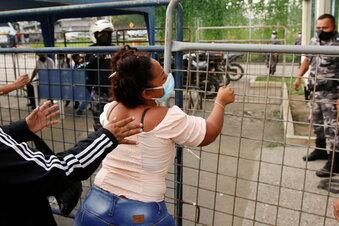 Ecuador: Blutbad hinter Gittern
