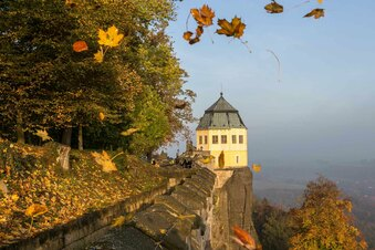 Seniorentag auf der Festung Königstein