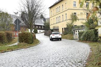 Schwieriges Bauvorhaben in Bärenstein