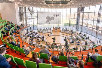 Ein Tauschhandel für den Landtag