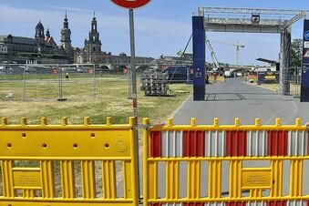 Filmnächte: Stadt erklärt Sperrung von Elberadweg