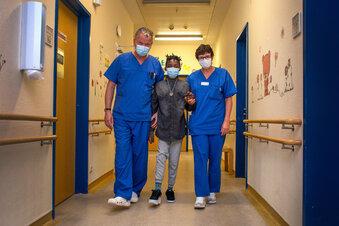 Dank Leisniger Ärzten kann Louis durchs Leben gehen