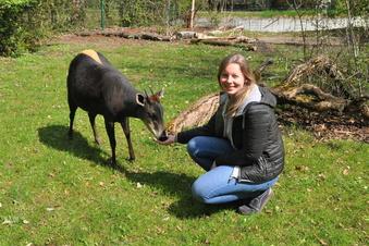 Riesa: Tierpark bekommt eine Chefin