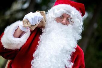 Weihnachtsmänner aus dem Netz