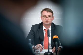 """""""Querdenken"""": Wöller verteidigt Polizeieinsatz"""