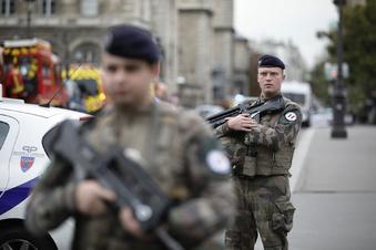 Anti-Terror-Ermittlungen in Paris