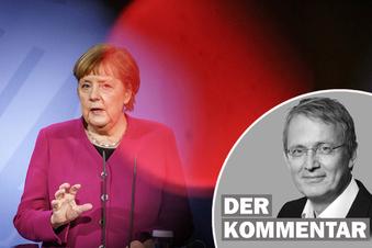 Merkel riskiert auch ihr Scheitern