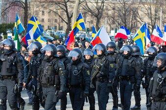 Dresden: Gedenken, Neonazis und Protest zum 13. Februar