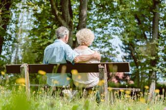 Das Alter mit allen Sinnen genießen