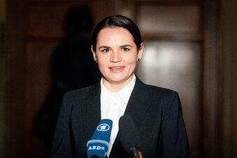 Fahndung nach Swetlana Tichanowskaja