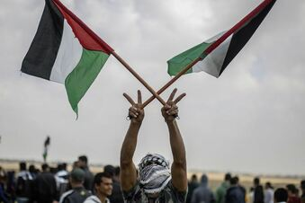 Tag der Trauer in Gaza