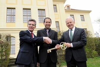 Palais wird Millionenobjekt