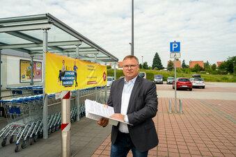 Lidl-Neubau in Neukirch startet 2021