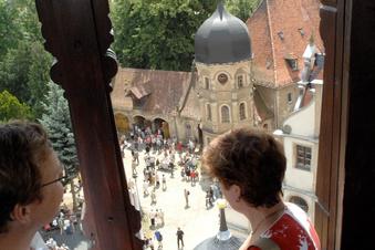 Altes Schloss soll verkauft werden