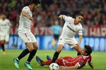 Bayern malochen sich ins Halbfinale