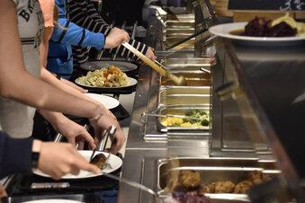 Wie gesund essen Dresdner Schulkinder am Buffet?