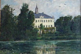 Kunst in Schloss und Park
