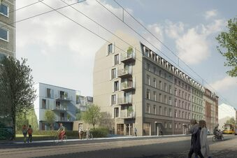 Dresdner Friedrichstadt wächst weiter