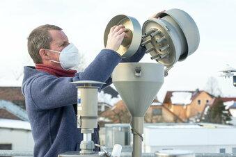 Wie die Luftqualität im Elbtal ist