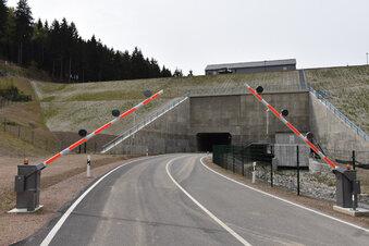 Damm im Pöbeltal kurzzeitig geschlossen