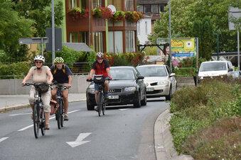 Die fünf gefährlichsten Stellen für Radfahrer