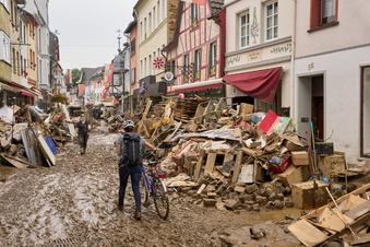 So blickt Sachsen auf die Flut-Katastrophen