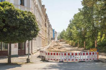Anwohner sorgen sich um Bahnhofstraße