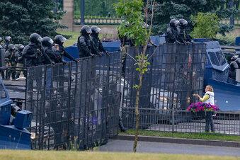 Lage in Belarus bleibt weiter angespannt