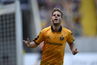 Dynamos Aufstiegsheld kehrt zurück nach Dresden