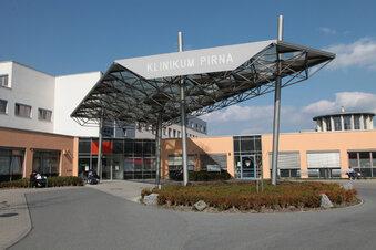 Klinikum Pirna: Besuche noch möglich