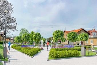 Bogatynia wünscht sich neue Parkanlage