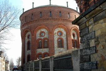 Zittaus Wasserturm wird saniert