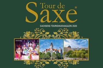 Pläne für die Reise nach Sachsen