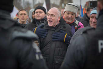 Holocaust-Leugner in Dresden in Abwesenheit verurteilt