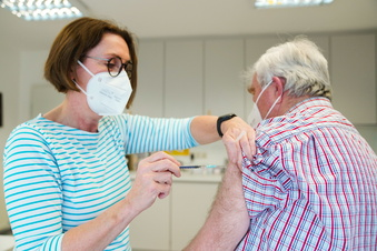 Kreis Bautzen plant keine lokalen Impfzentren