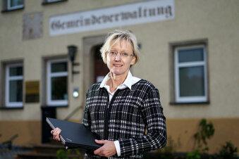 Steinigtwolmsdorf: Das will die neue Bürgermeisterin