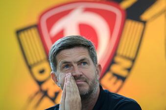 Dynamos Sportchef: Ich bin jetzt nicht nervöser