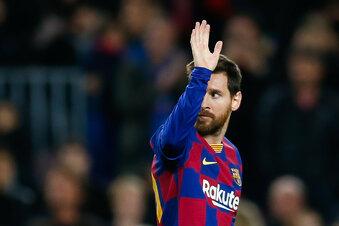 Messi will Barça ablösefrei verlassen