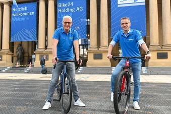 Bike24 aus Dresden startet an der Börse