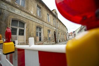 Strehlaer Betrieb saniert Innenstadt-Ruinen