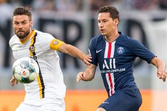 Dynamo mit mutiger Partie gegen Paris