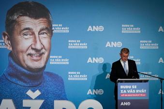 Die Tschechen wählen den Wechsel