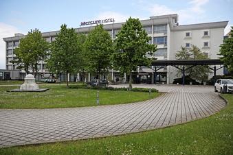 Riesaer Hotel bereitet sich auf Öffnung vor