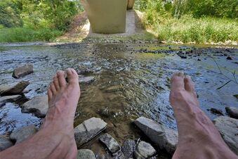 Wilde Badestellen fallen beim Test durch