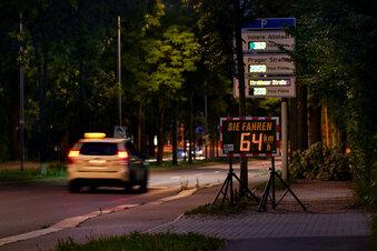 Raserstadt Dresden? Ein Test