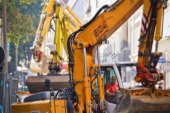 Großstädte verzichten auf Straßenausbaubeiträge