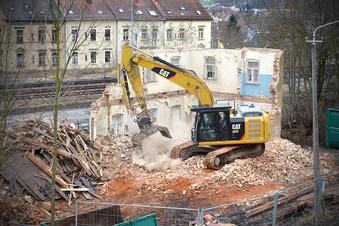 Stadtforum bedauert Abrisse in Zittau