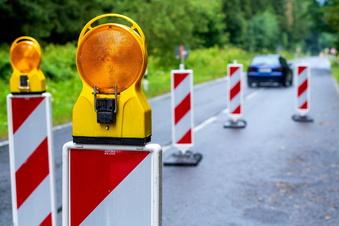 Straße von Sebnitz nach Lohsdorf wird gesperrt