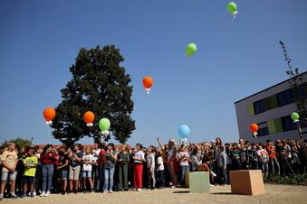 Sachsens modernste Schule in Riesa eröffnet